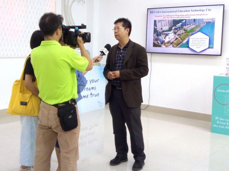 2019年10月19日「2019海上絲綢之路沿線國家主流媒體看廣東」1